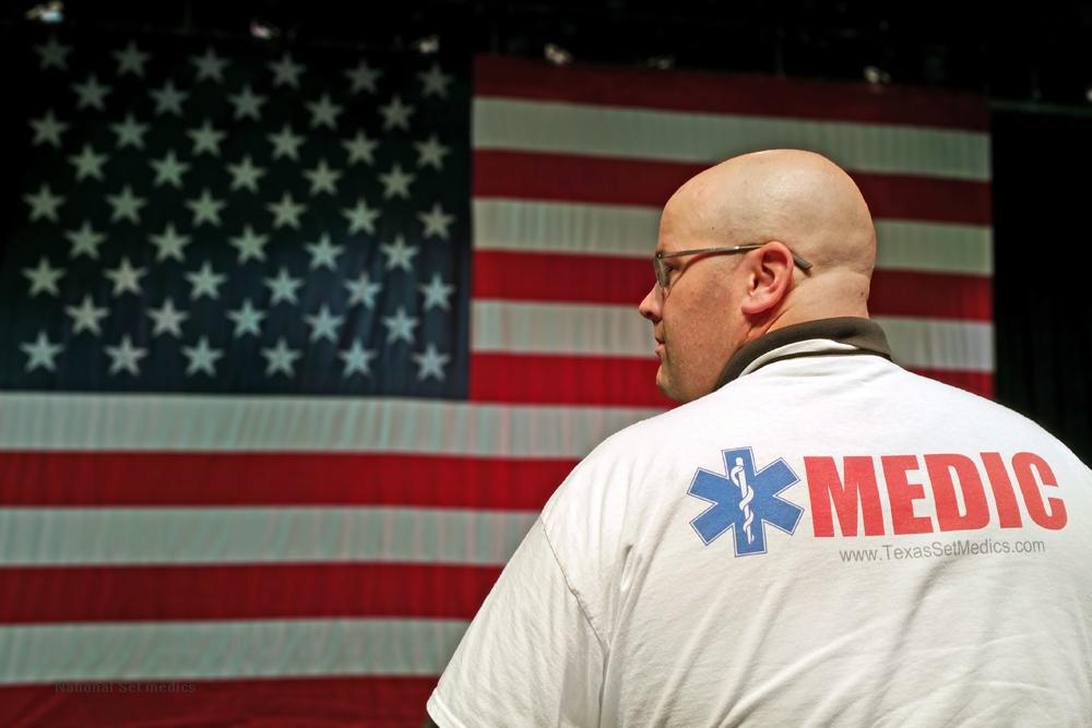 Dan White, Paramedic