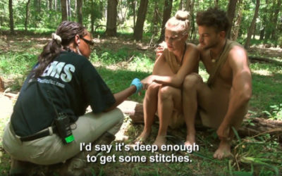 Naked and Afraid – King of the Forest