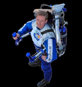 Rocketman Dan Schlund