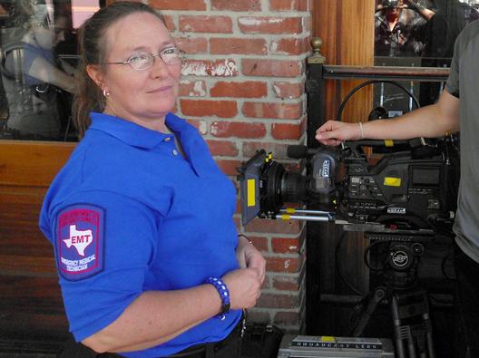 Tammy Wheeler, EMT
