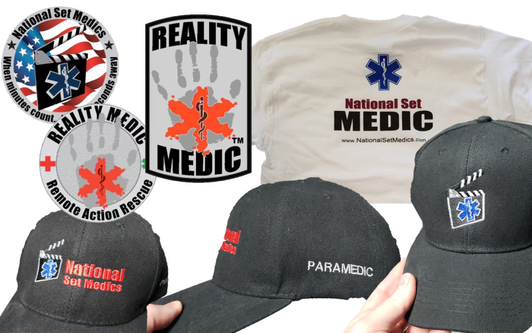 What National Set Medic Swag are you interested in?