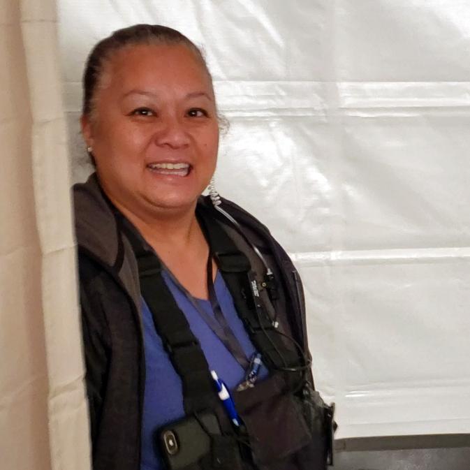Melissa Perry, EMT